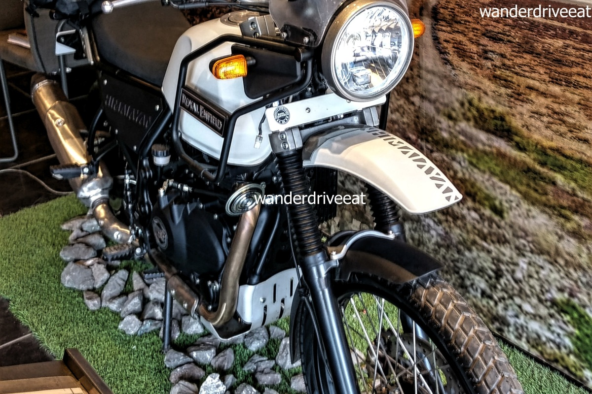 royal enfield himalayan gear shift wanderdriveeat. Black Bedroom Furniture Sets. Home Design Ideas