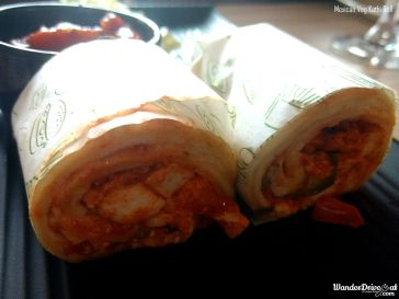 Effingut-Kharadi-Mexican-Veg-Kathi-Roll