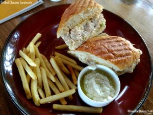 Paddy's Cafe Grilled Chicken Sandwich