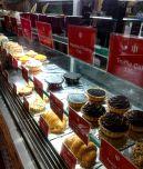 The Flour Works dessert cabinet