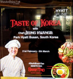 Hyatt Taste of Korea