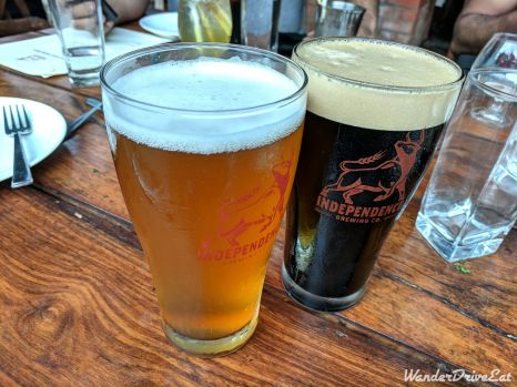 Independence Brewing Company Beer
