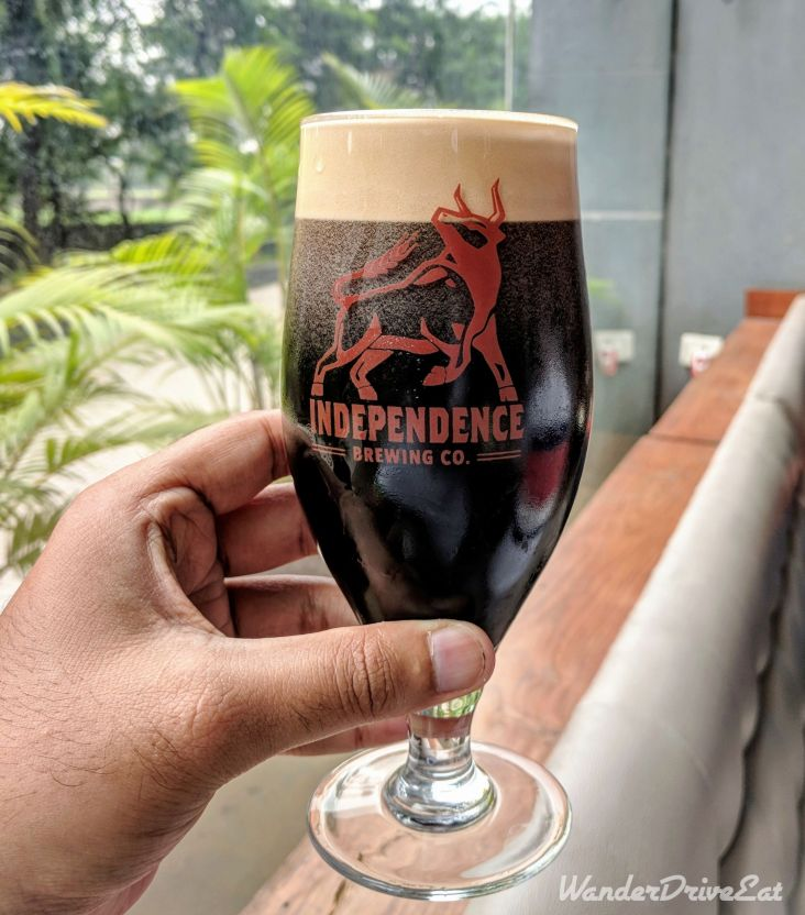 Independence Brewing Company Stout