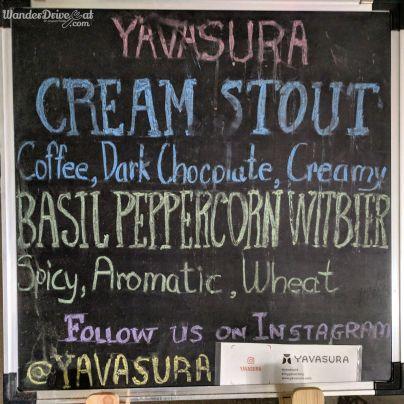 Yavasura-brewery-Wanderdriveeat-sign