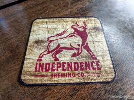 Independence Brewing Company Balewadi coaster