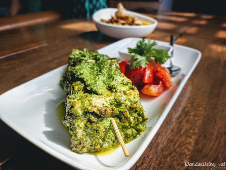 Independence Brewing Company Balewadi Thecha Paneer Skewers