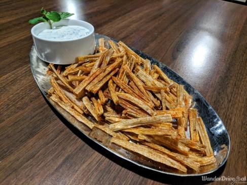 Northern Frontier Wakad Kashmiri Festival Nadur Chips (Lotus Stem)