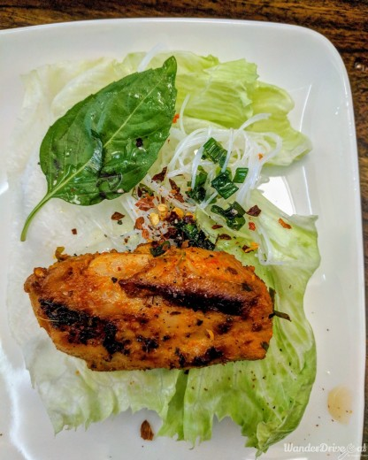 Taj Gateway Hinjewadi Wanderdriveeat Grilled Chicken