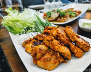 Taj Gateway Hinjewadi Wanderdriveeat Vietnamese Grilled Chicken