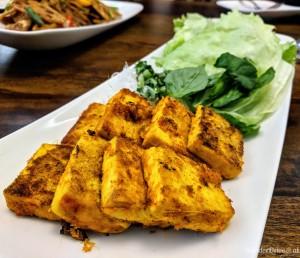 Taj Gateway Hinjewadi Wanderdriveeat Grilled Tofu