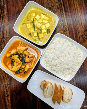 Taj Gateway Hinjewadi Wanderdriveeat mains curry