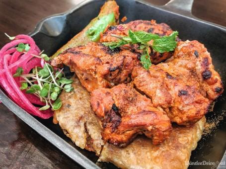 Zeta Hyatt Regency Chicken Kebab