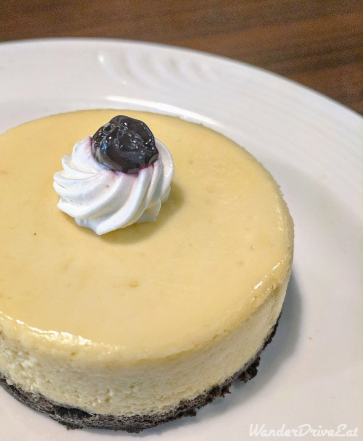 Butter Brews Cafe New York Cheesecake