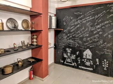 Saoji Khamang Baner WanderDriveEat Interior