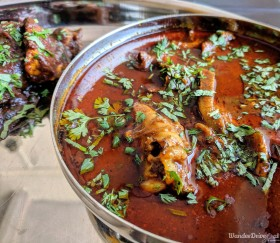 Saoji Khamang Baner WanderDriveEat Varhadi Chicken Curry