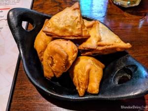 Abyssinian KP Chicken Sambosa