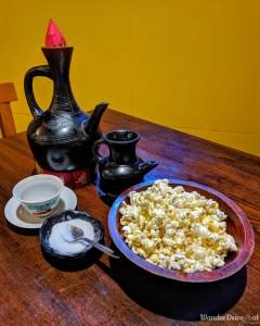 Abyssinian KP Ethiopian Coffee