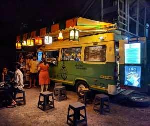 Nina Pinta Santamaria Food Truck