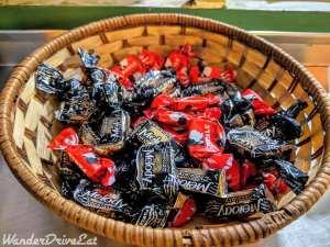 Nina Pinta Santamaria Food Truck Candy