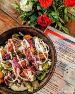 Souk NIBM Fatoosh Salad