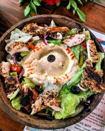 Souk NIBM Hummus Chicken Salad