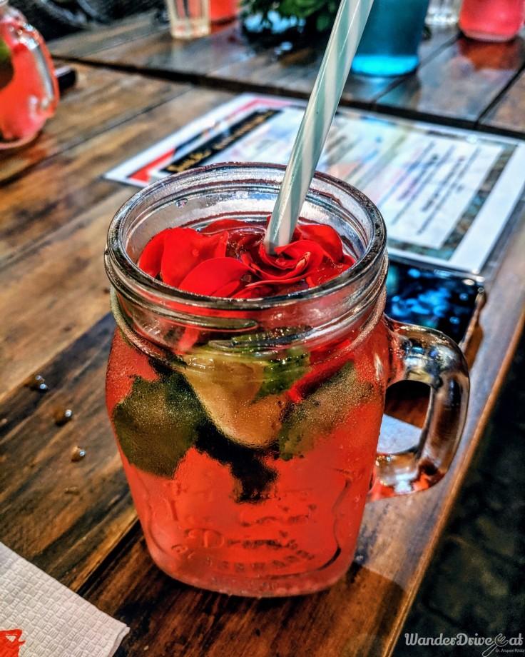 Souk NIBM Rosito Mocktail