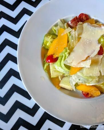 2bhk Pune Valencia Orange and Apple Salad