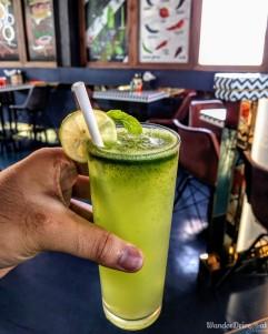 2bhk Pune Tropical Green Lemonade