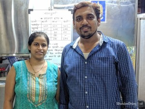 Shantadurga Seafood Aranyeshwar Owners