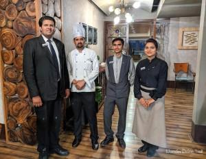 The Great Kabab Factory Radisson Blu Kharadi Staff