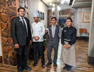 The Great Kabab Factory Radisson Blu Kharadi Staff