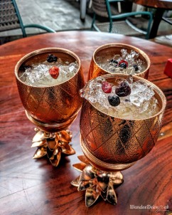 Cinco The Mills Pune B-Annanas Cocktail