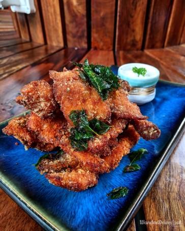 Cinco The Mills Pune Crispy Chicken