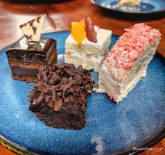 Cinco The Mills Pune Desserts