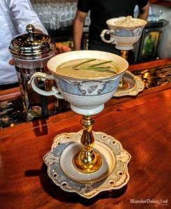 Cinco The Mills Pune Jasmine Tea Cocktail