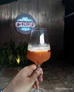 Cinco The Mills Pune Tomatina Sangria