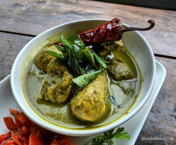 Coorgi Chicken Curry