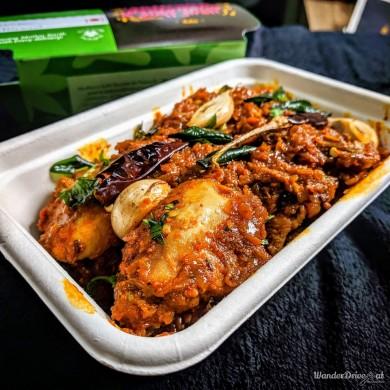 Chicken Hirkani