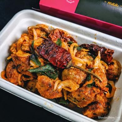 Chicken Seekh Podi