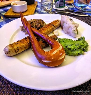 Chicken Bratwurst Sausage