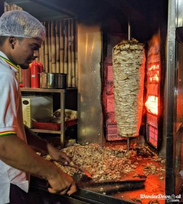 Arabian Bites Shawarma