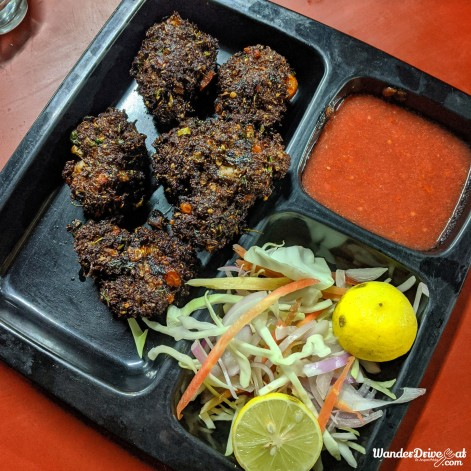 Balkh - Chapli Kebab